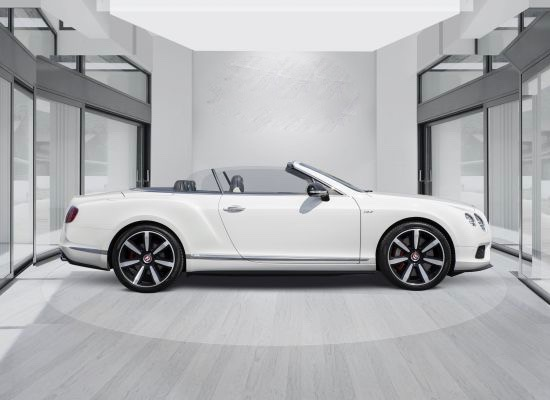 BENTLEY CONTINENTAL GT V8 S CABRIO