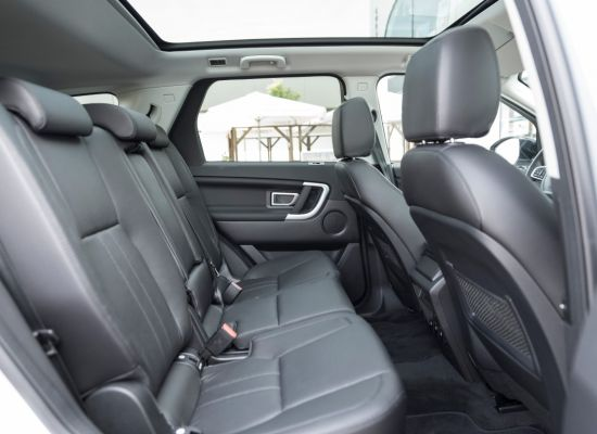 RANGE ROVER DISCOVERY 5 HSE