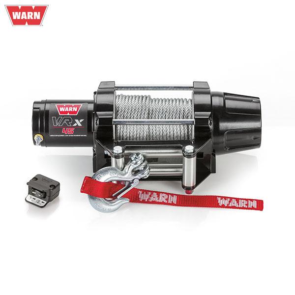 Warn VRX vinchar