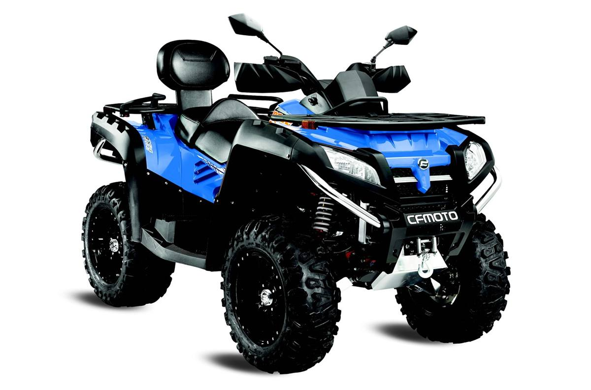 450-600 Cf-Moto reservdelar