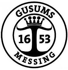 Gusum Messing  Klocka