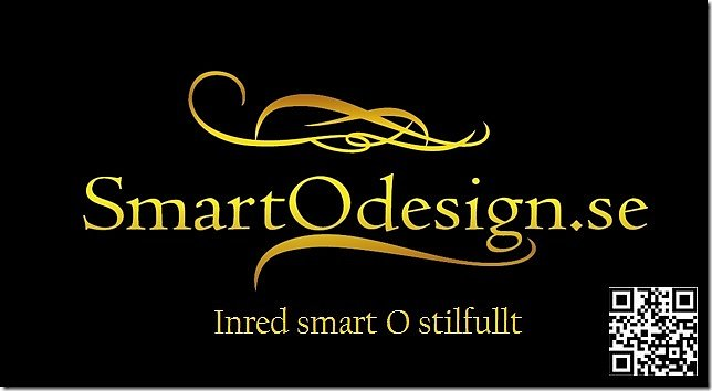 Inred Smart O Stilfullt med SmartOdesign