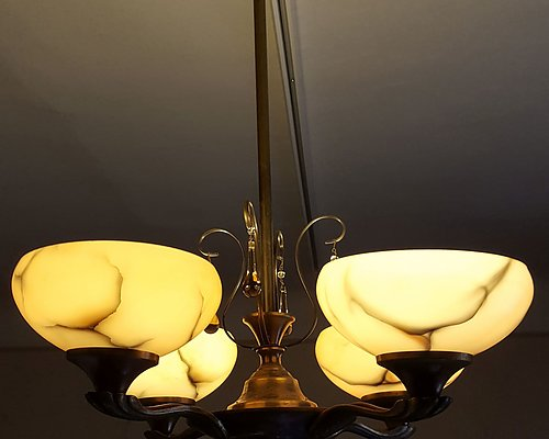 Lighten up Floor to ceiling - find your favourite vintage lamp