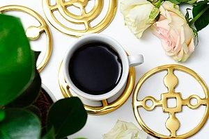 Se mer av klassiska HILKE  Collection Ljusstakar, vaser, underlägg mm