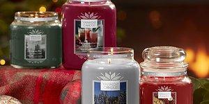 DOFTER FÖR JULEN  Yankee Candles Julfavoriter