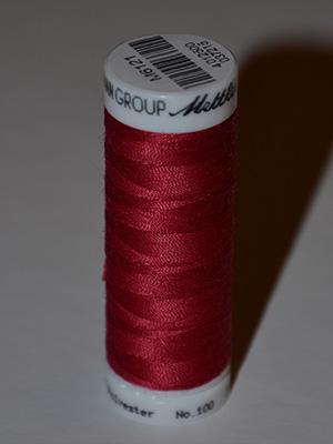 SYTRÅD - röd/körsbär 629