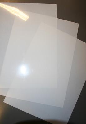 Transferblad 25x27,5 cm