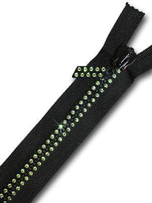 BRILLIANT svart/grön - 20 cm