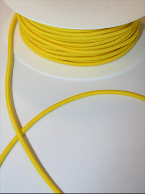 RESÅRSNODD - gul, 3 mm