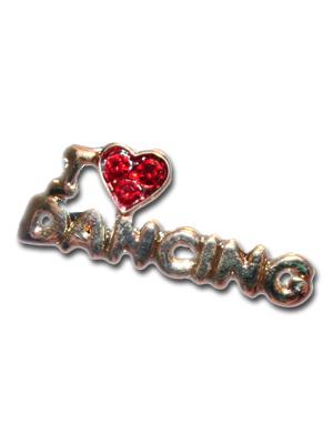 "PINS -  ""I love DANCING"""