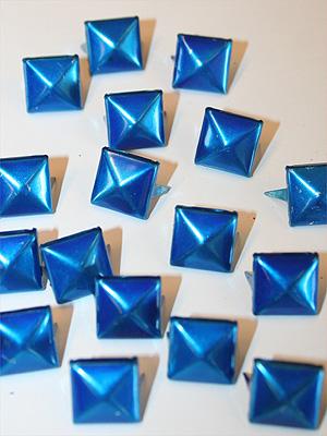 PUNKNITAR - blå 12 mm