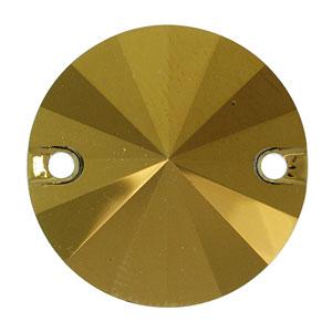 3200 Crystal Dorado (001 DOR) 12 mm