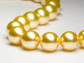 PÄRLA   Crystal Gold - 12 mm