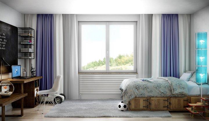 2-luft fönster