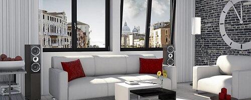 P-märkt PVC fönster Fönster av högsta kvalitèt Snabba leveranser