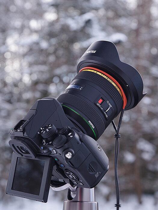 Pentax-DA 11-18mm 2.8