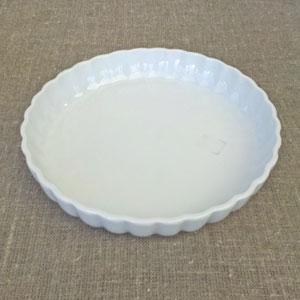 Pajform 29 cm vit