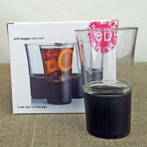 Erik Bagger hot and  coldglas