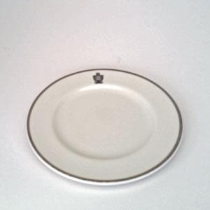 Assiett monogram 20.5 cm i diameter