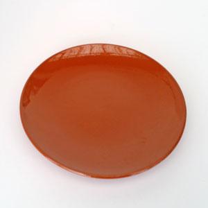 Assiett 20 cm spanskt lergods