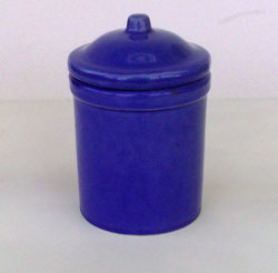 Varage Kökskruka blå