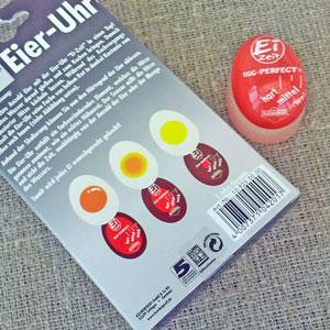 Äggtimer löst / Medel och hårdkokt ägg.