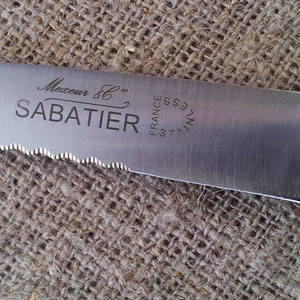 Sabatier Charkuterikniv.