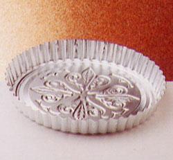 Festtårta rund 26 cm h 3.5 cm 1 L