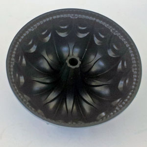 Detaljrik tårtform av blomma m tub 2,5L