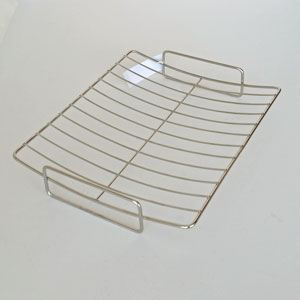 Stekgaller Scanpan större 44 x 32 lagom till grillen