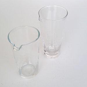 Drinkrörglas