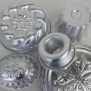 Aluminiumformar stora