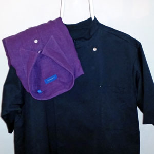 Kockrock skjorta