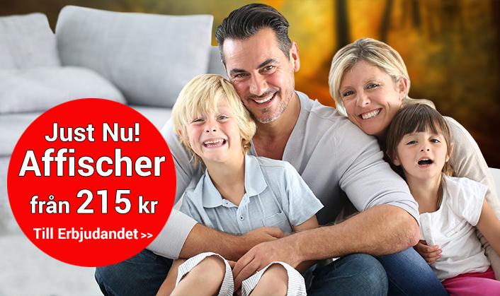 Affischer online - Familjetapeter.se