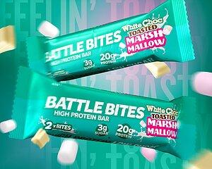 Senaste från Battle Bites Toasted Marshmallow