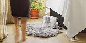 Håll värmen i vinter med tofflor från Lamuwool Spana in våra ulltofflor och hitta din färg!