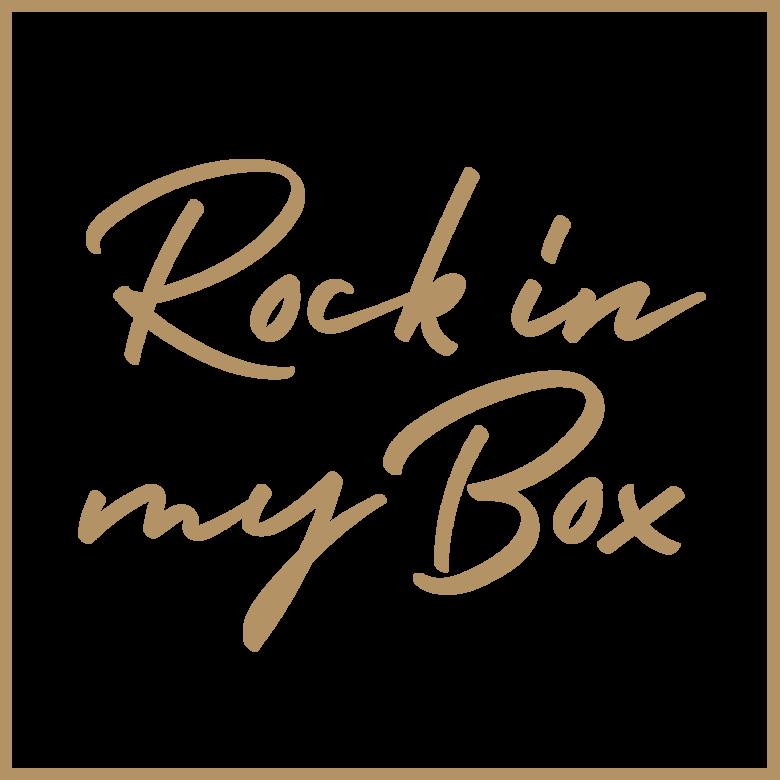 Logotyp Rock in my Box