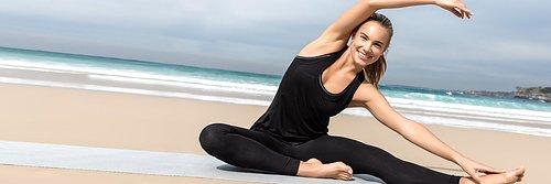 Träningslinne  & Tränings tights från Boody Bamboo Eco Wear