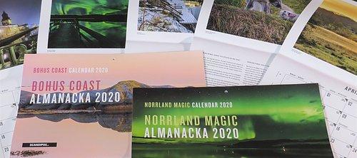 NORRLAND MAGIC & BOHUS COAST 2020 FÖRBEHÅLL SÅ LÄNGE LAGRET RÄCKER.