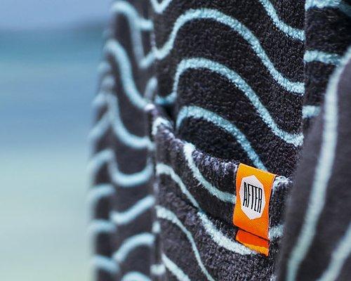 Störst på Surf-ponchos!