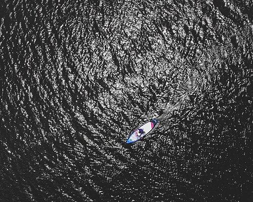 Bedste paddleboards Perfekte SUPs for nordiske klima