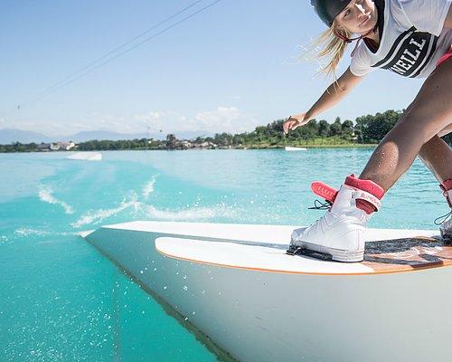 Flere af  Danmarks bedste wakeboards & wakeboots