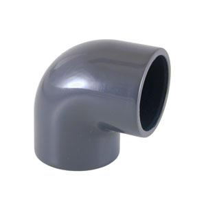 PVC Limkoppling 90° ø50mm