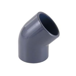 PVC Limkoppling 45°  ø50mm