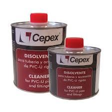 PVC Rengöring Cepex 125 ml