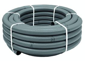 PVC flexibelSlang ø50mm