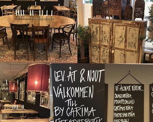 By  Carima Lifestylebutik & Cafe Gribbylundstorg TÄBY