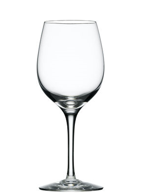 Merlot Wine Beer Glass - Orrefors