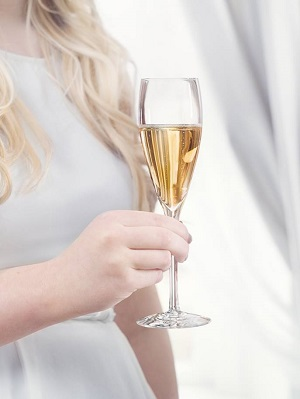 More Champagne 4-pack - Orrefors