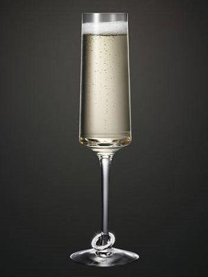 Amor Vincit Omnia Champagne Diamond edition - Orrefors